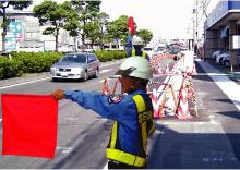 交通誘導警備1